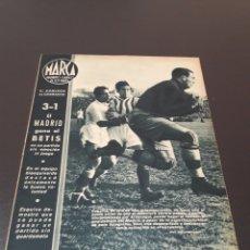 Coleccionismo deportivo: MARCA. N° 10. 02/02/1943.. Lote 183779398