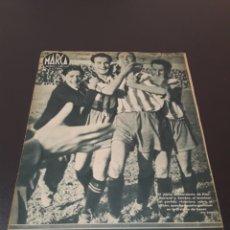 Coleccionismo deportivo: MARCA. N° 21. 20/04/1943.. Lote 183780187