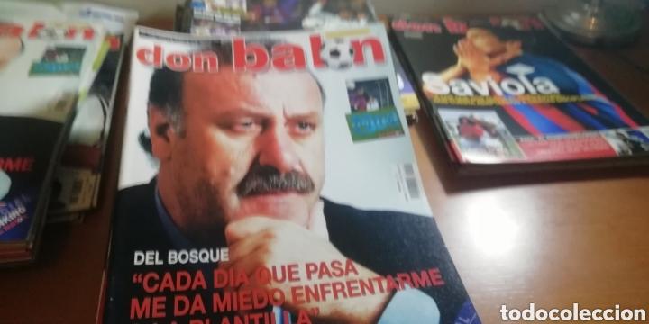 Coleccionismo deportivo: Colección revistas don balon año 2003. 30 revistas... - Foto 3 - 183808162