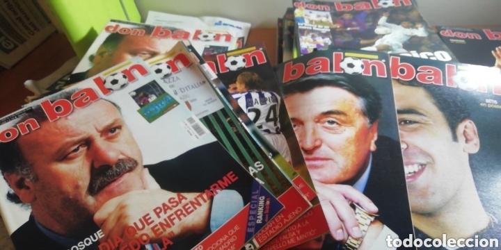 Coleccionismo deportivo: Colección revistas don balon año 2003. 30 revistas... - Foto 4 - 183808162