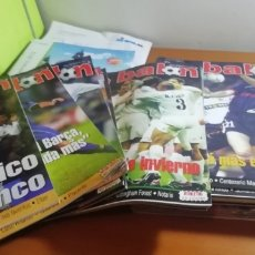 Coleccionismo deportivo: COLECCIÓN REVISTAS DON BALON AÑO 2003. 30 REVISTAS.... Lote 183808162