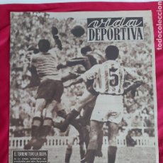 Coleccionismo deportivo: REVISTA VIDA DEPORTIVA N°333 28 ENERO 1952. Lote 183924258