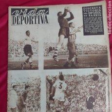 Coleccionismo deportivo: REVISTA VIDA DEPORTIVA N° 380. 22 DICIEMBRE 1952.. Lote 183925015