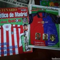Coleccionismo deportivo: DON BALON CENTENARIO FC BARCELONA. EXTRA.. Lote 184029782