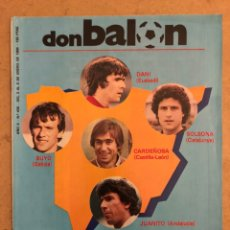 Coleccionismo deportivo: DON BALÓN N° 430 (ENERO 1984). MARADONA, N'KONO, KEMPES OSASUNA (IRIGUIBEL, ETXEBERRIA Y MARTÍN),.... Lote 184062473