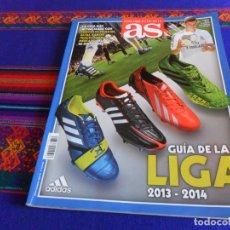 Coleccionismo deportivo: GUÍA DE LA LIGA 2013 2014 13 14 DIARIO AS. DIFÍCIL.. Lote 184163432