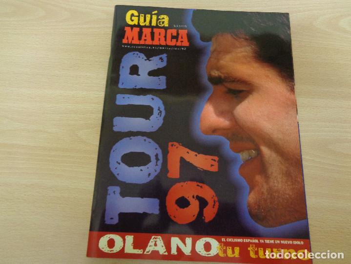 GUÍA MARCA TOUR 97 COMO NUEVO! (Coleccionismo Deportivo - Revistas y Periódicos - Marca)