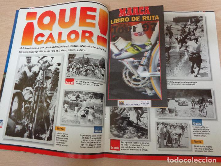 Coleccionismo deportivo: Guía Marca Tour 97 Como nuevo! - Foto 3 - 184219743