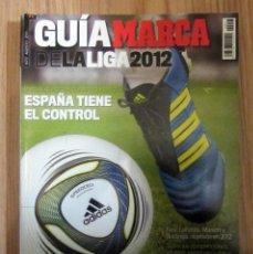 Coleccionismo deportivo: GUIA MARCA 2012 LIGA FUTBOL 2011-12 434 PAGINAS. Lote 221739717