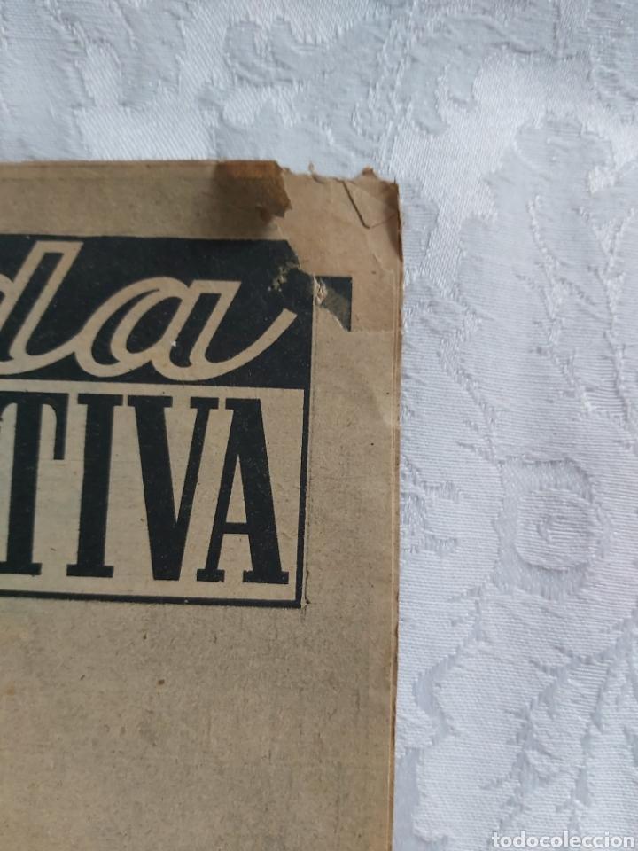 Coleccionismo deportivo: REVISTA VIDA DEPORTIVA N°176 18 ENERO 1949. ROMERO CONFIESA SUS ERRORES - Foto 2 - 184352136