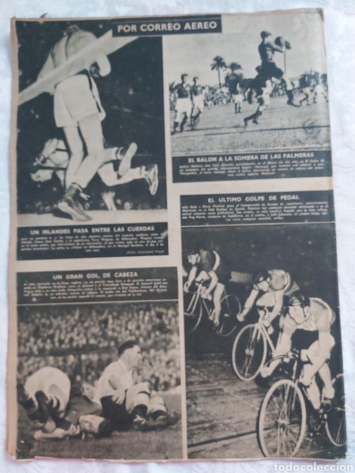 Coleccionismo deportivo: REVISTA VIDA DEPORTIVA N°176 18 ENERO 1949. ROMERO CONFIESA SUS ERRORES - Foto 3 - 184352136