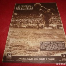 Coleccionismo deportivo: (LLL)VIDA DEPORTIVA Nº:288(20-3-51)SEVILLA 5 LÉRIDA 0,BARÇA 3 CELTA 1,LUIS ROMERO(BOXEO). Lote 184463087