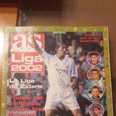 Coleccionismo deportivo: GUIA AS 2002. Lote 184866655