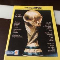 Coleccionismo deportivo: DON BALÓN MUNDIAL 82. Lote 186164653