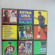 Collectionnisme sportif: EXTRA LIGA DON BALÓN EXTRA Nº 34 - 1996-97 - AÑO XXII - 96/97.. Lote 186257436