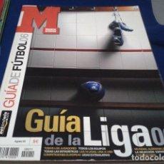 Coleccionismo deportivo: GUIA MARCA(LIGA 06 -2005/06) MUNDIAL, JUGADORES, EQUIPOS, COMPETICIONES, LIGAS DE EUROPA, EUROCOPA, . Lote 186274730
