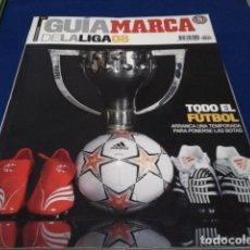 Coleccionismo deportivo: GUIA MARCA (LIGA 08 - 2006/2008 ) JUGADORES, EQUIPOS, COMPETICIONES, LIGAS DE EUROPA, EUROCOPA, . Lote 186274831