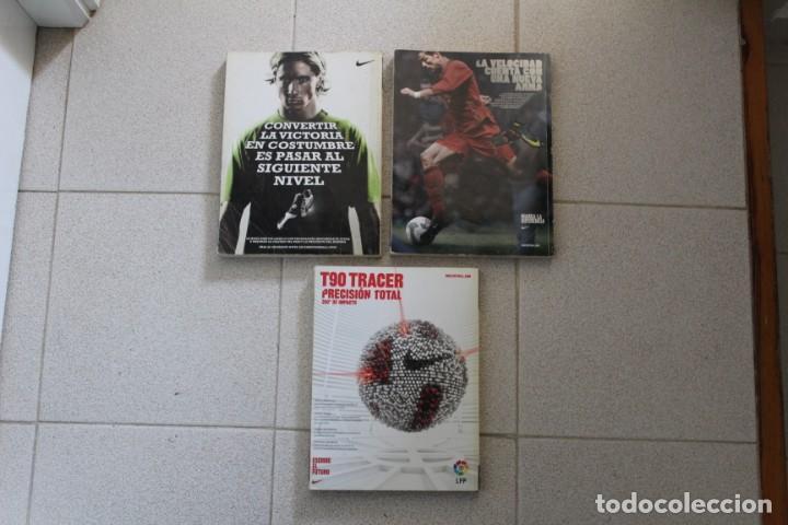 Coleccionismo deportivo: LOTE 8 GUÍA MARCA LA LIGA FÚTBOL. DIARIO MARCA. - Foto 5 - 186326421