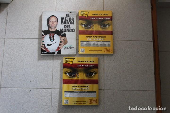 Coleccionismo deportivo: LOTE 8 GUÍA MARCA LA LIGA FÚTBOL. DIARIO MARCA. - Foto 7 - 186326421