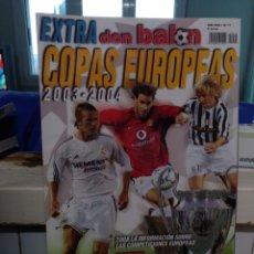 Coleccionismo deportivo: EXTRA DON BALÓN 2003-2004. Lote 187184117