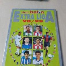 Coleccionismo deportivo: REVISTA ANUARIO DON BALON - EXTRA LIGA 98 99. Lote 188643673