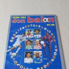 Coleccionismo deportivo: REVISTA ANUARIO DON BALON - EXTRA LIGA 97 98. Lote 188643765