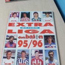 Coleccionismo deportivo: REVISTA ANUARIO DON BALON - EXTRA LIGA 95 96. Lote 188643898