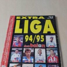 Coleccionismo deportivo: REVISTA ANUARIO DON BALON - EXTRA LIGA 94 95. Lote 188643955