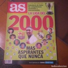 Coleccionismo deportivo: GUIA AS 2000. Lote 188805956