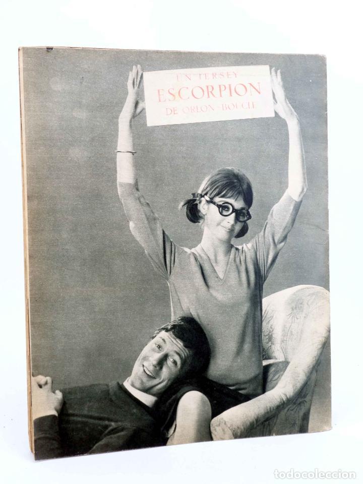 Coleccionismo deportivo: MARCA, SEMANARIO DE LOS DEPORTES Nº 1041. 13 de noviembre de 1962. BOSEO: FOLLEDO (Vvaa) Marca, 1962 - Foto 2 - 189100352