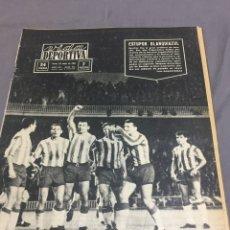 Coleccionismo deportivo: 25-5-1964 REAL MADRID INTER FINAL COPA EUROPA. Lote 189345682