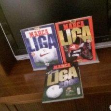 Coleccionismo deportivo: GUÍA MARCA. 2000 AL 2010. LOTE DE 10 GUÍAS LA LIGA .. Lote 189485665