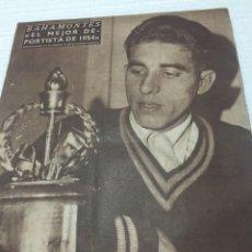 Coleccionismo deportivo: 17-1-1955 BAHOMONTES BARCELONA CELTA ESPAÑOL CORUÑA. Lote 189496873