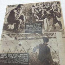 Coleccionismo deportivo: 7-11-1962 BARCELONA BELENENSES COPA FERIAS BARCELONA OVIEDO. Lote 189505521