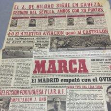 Coleccionismo deportivo: 18-2-1946 PORTUGAL INGLATERRA ATLÉTICO AVIACIÓN BILBAO. Lote 189670563