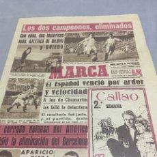 Coleccionismo deportivo: 10-5-1948 ATLÉTICO MADRID BARCELONA REAL MADRID ESPAÑOL COPA. Lote 189670896