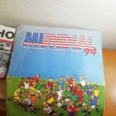 Coleccionismo deportivo: MUNDIAL 1994 ESTADOS UNIDOS. GUÍA MARCA COMPLETA.. Lote 189887598