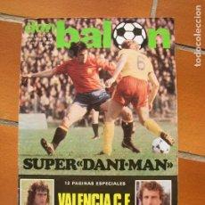 Coleccionismo deportivo: REVISTA DON BALON N, 183 DE ABRIL DE 1979. Lote 189932485