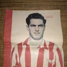 Coleccionismo deportivo: MARCA NUM.115 - MADRID 6 DE FEBRERO 1945 -ATLETICO AVIACIÓN CAMPOS,GALGOS,ALICIA PALACIOS VER FOTOS. Lote 189995711