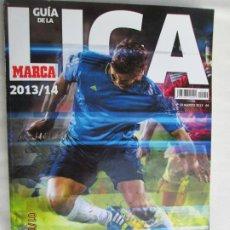 Coleccionismo deportivo: GUIA DE LA LIGA MARCA 2013-14 DESAFIO MUNDIAL . Lote 190099661