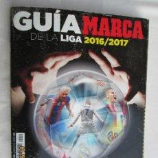 Coleccionismo deportivo: GUÍA MARCA DE LA LIGA 2016/2017 N°22 (AGOSTO, 2016). 434 PÁGINAS. - UNA LIGA CON MAGIA . Lote 190099773
