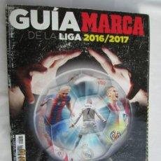 Coleccionismo deportivo: GUÍA MARCA DE LA LIGA 2016/2017 N°22 (AGOSTO, 2016). 434 PÁGINAS. - UNA LIGA CON MAGIA . Lote 190099848