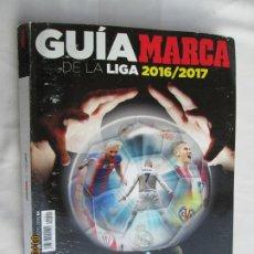 Coleccionismo deportivo: GUÍA MARCA DE LA LIGA 2016/2017 N°22 (AGOSTO, 2016). 434 PÁGINAS. - UNA LIGA CON MAGIA . Lote 190099885