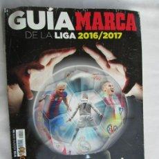 Coleccionismo deportivo: GUÍA MARCA DE LA LIGA 2016/2017 N°22 (AGOSTO, 2016). 434 PÁGINAS. - UNA LIGA CON MAGIA . Lote 190099906
