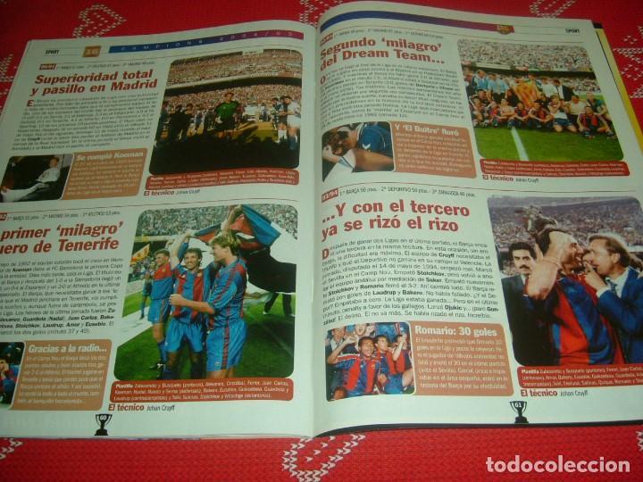Coleccionismo deportivo: (LLL)SPORT EXTRA ESPECIAL F.C.BARCELONA CAMPEÓN LIGA 2004-05 !!! BARÇA CAMPEÓN !!!CON POSTER - Foto 17 - 190354216