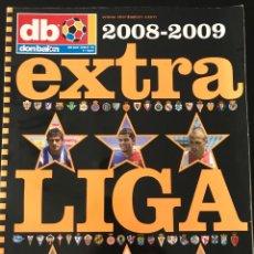Coleccionismo deportivo: FÚTBOL DON BALÓN EXTRA LIGA 107 TEMPORADA 2008-2009 - AS MARCA SPORT MUNDO DEPORTIVO CROMO ÁLBUM. Lote 190503210