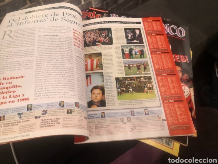 Coleccionismo deportivo: Centenario, Atlético de Madrid, Don balón, edición especial N°65, Año XXXIX 1903-2003 - Foto 2 - 190632185