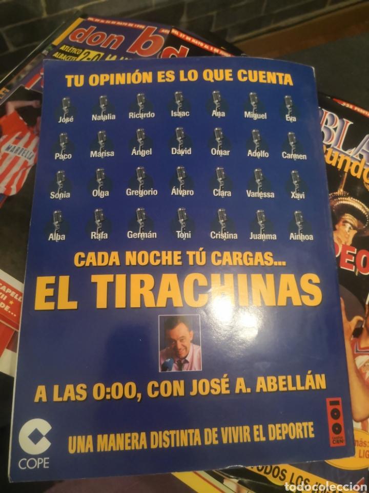 Coleccionismo deportivo: Centenario, Atlético de Madrid, Don balón, edición especial N°65, Año XXXIX 1903-2003 - Foto 3 - 190632185