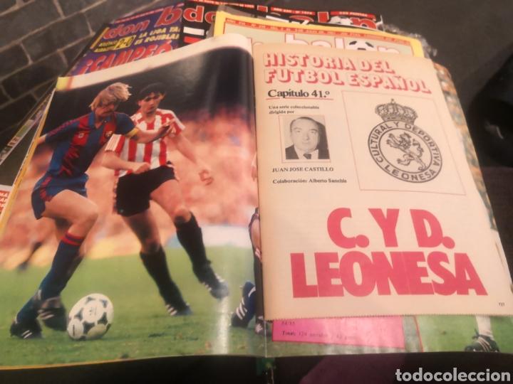 Coleccionismo deportivo: Don balón Año XI N°507 2 Junio 1985 La copa de Hugo, Atlético de Madrid At. - Foto 2 - 190635151