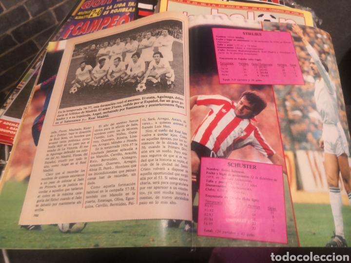 Coleccionismo deportivo: Don balón Año XI N°507 2 Junio 1985 La copa de Hugo, Atlético de Madrid At. - Foto 3 - 190635151